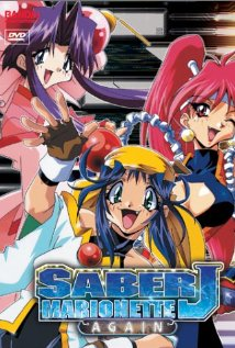 Watch Saber Marionette J Again Online