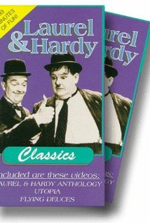 Watch A Laurel and Hardy Cartoon Online