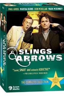 Watch Slings & Arrows
