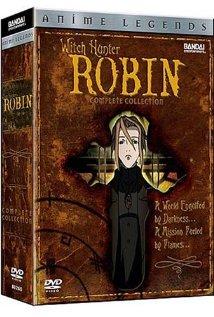 Watch Witch Hunter Robin Online