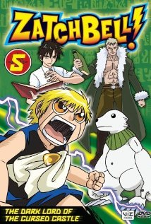 Watch Zatch Bell Online