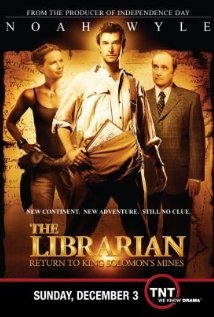 Watch The Librarian: Return to King Solomon's Mines