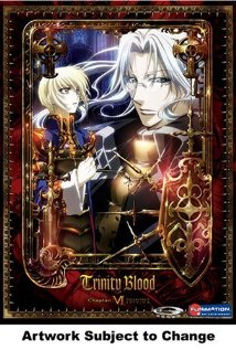 Watch Trinity Blood Online