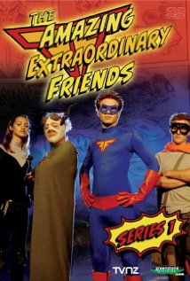 Watch The Amazing Extraordinary Friends Online