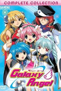 Watch Galaxy Angel