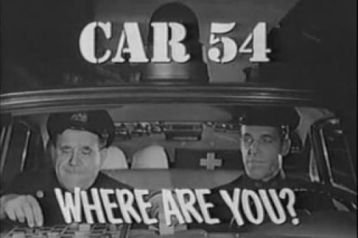 Car 54, Where are You? S02E30