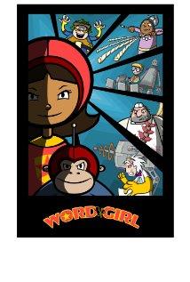 Watch WordGirl