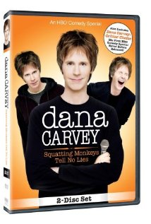 Watch Dana Carvey: Squatting Monkeys Tell No Lies