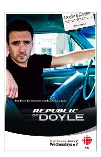 Watch Republic of Doyle