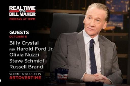 Real Time with Bill Maher S15E30