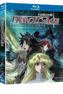 Watch Heroic Age Online