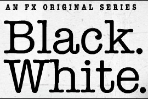 Black.  White. S01E06