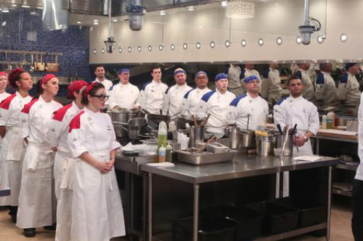 Hell's Kitchen S18E09