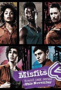Watch Misfits Online