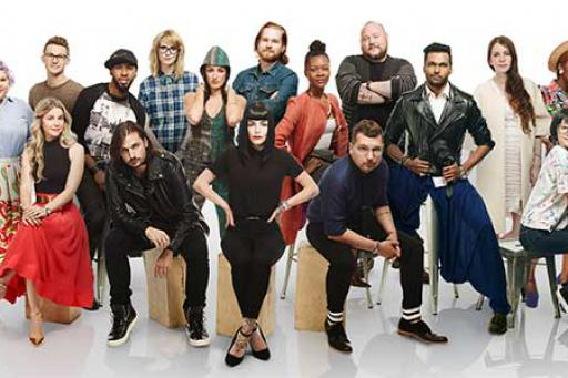 Project Runway S18E14