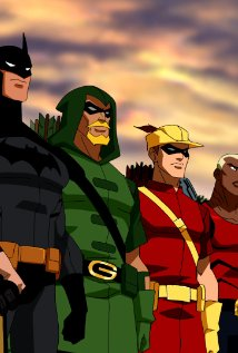 Watch Young Justice