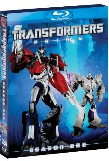 Watch Transformers Prime