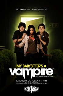 Watch My Babysitters A Vampire