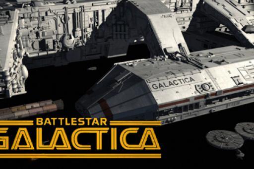 Battlestar Galactica (1978) S01E24