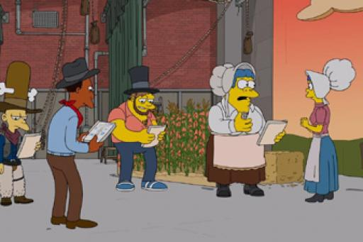 The Simpsons S30E20