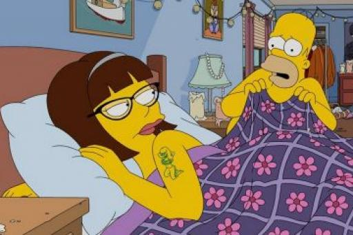 The Simpsons S32E22
