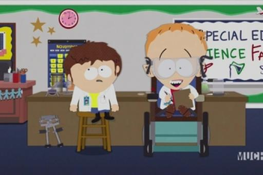 South Park S21E08