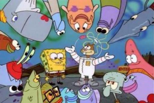 SpongeBob SquarePants S12E09