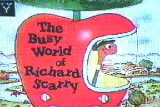 The Busy World of Richard Scarry S03E13