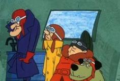 Dastardly and Muttley in Their Flying Machines S01E34