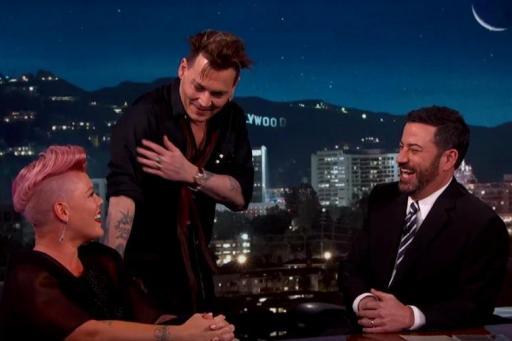 Jimmy Kimmel Live S19E50