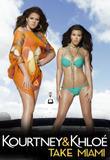 Watch Kourtney and Khloé Take Miami