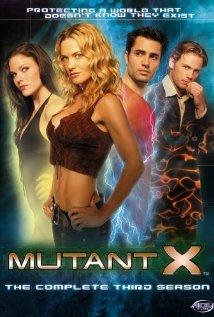 Watch Mutant X