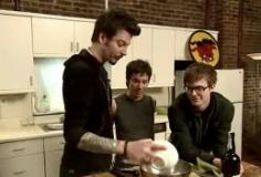 Dinner with the Band S02E13