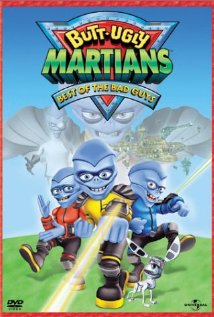 Watch Butt Ugly Martians