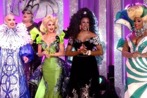 RuPaul's Drag Race S09E14