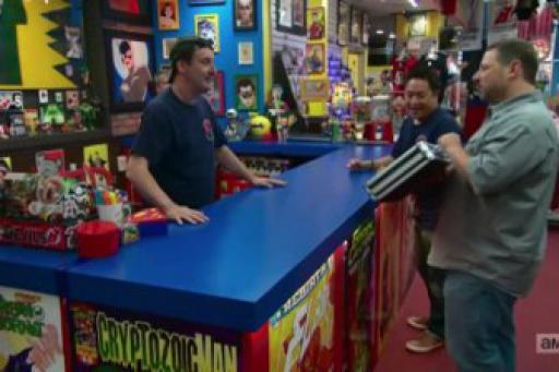 Comic Book Men S07E01