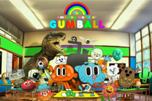 The Amazing World of Gumball S06E42