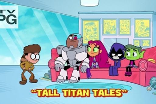 Teen Titans Go! S05E22