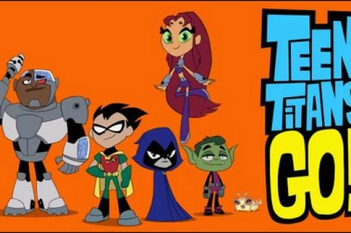 Teen Titans Go! S06E15