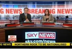 Sky News at Six S25E304