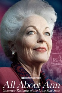 Watch All About Ann: Governor Richards of the Lone Star State Online