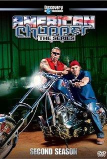 Watch American Chopper Online