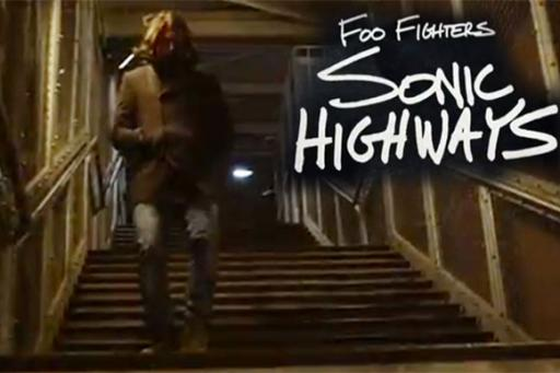 Foo Fighters Sonic Highways S01E08