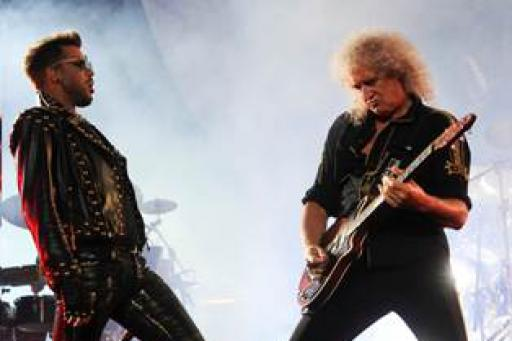 Queen + Adam Lambert Rock Big Ben Live S01E02