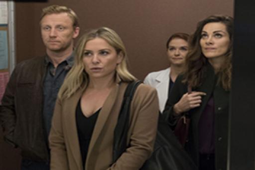 Grey's Anatomy S14E08
