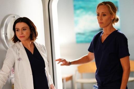 Grey's Anatomy S16E10