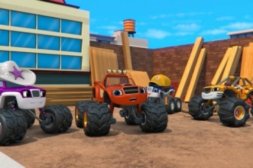 Blaze and the Monster Machines S04E13