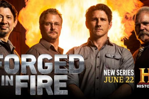 Forged in Fire S06E25