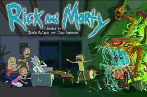 Rick and Morty S04E05