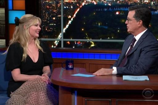 The Late Show with Stephen Colbert S04E195